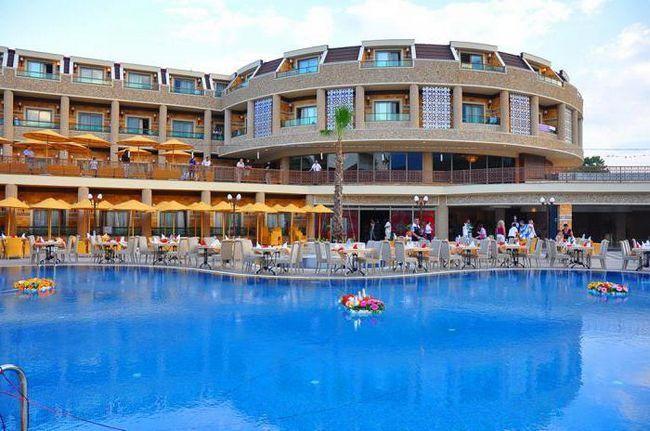 kemer botanik resort hotel 4