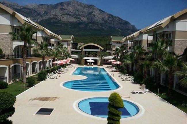 kemer botanik resort hotel 4 турция kemer