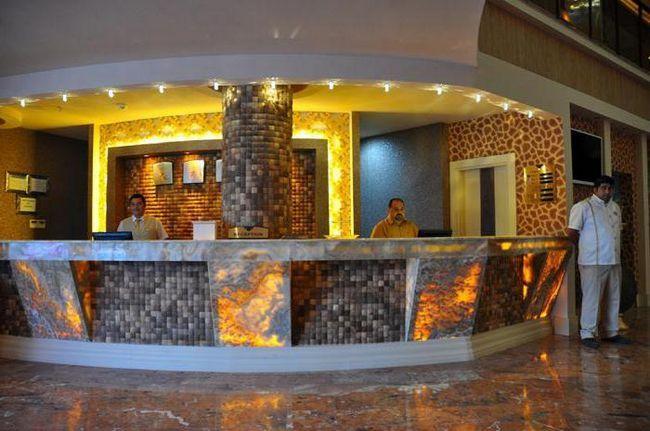 kemer botanik resort hotel 4 фото