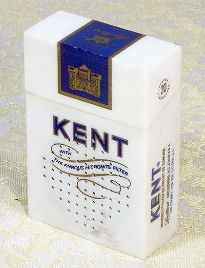 Фото - Kent - сигарети з великим майбутнім