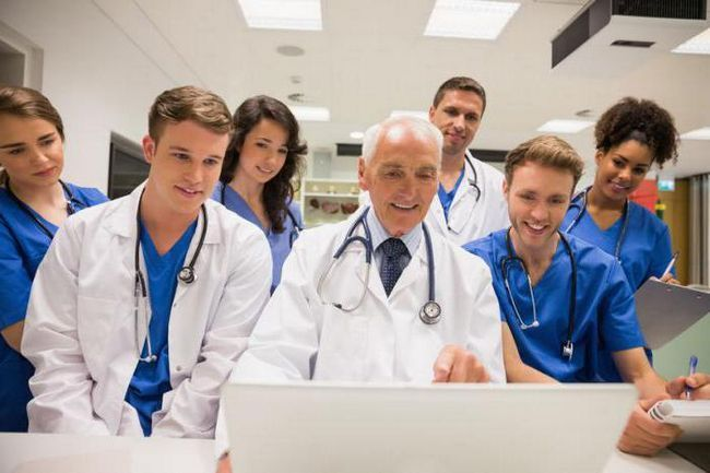 київські медичні університети