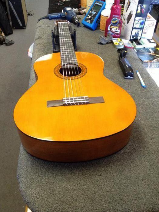 Гітара Yamaha c40