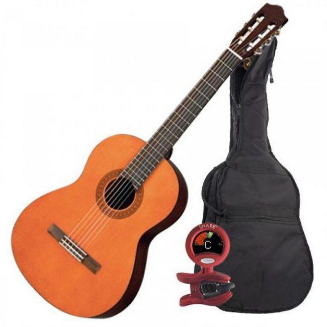 Гітара Yamaha c40 відгуки