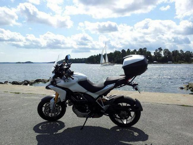 Фото - Кофр для мотоциклів: види. Виготовлення кофра своїми руками