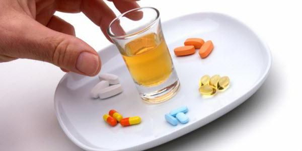 Антибіотики і алкоголь коли можна