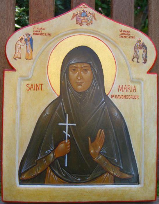 мария іменини день ангела