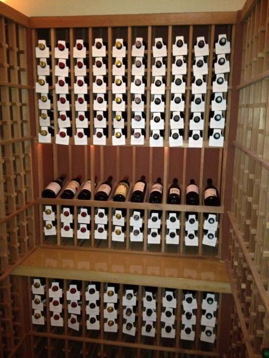 білі вина колекційні