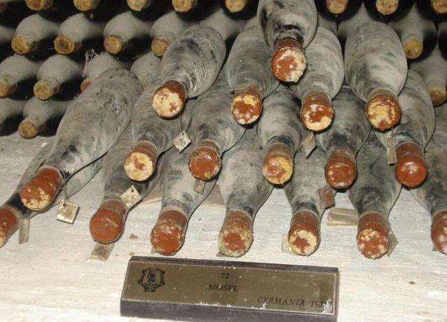 збори колекційних вин