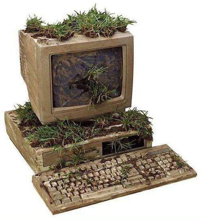 Фото - Комп'ютер старий: що можна з ним зробити?