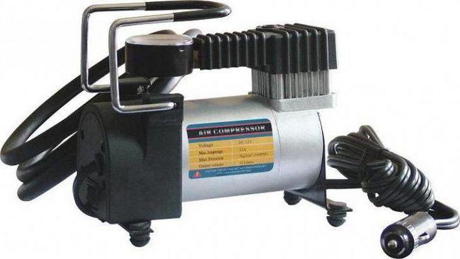 компресор для автомобільних шин від прикурювача