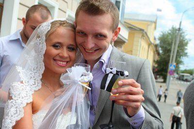 Костянтин Маласаев з дружиною