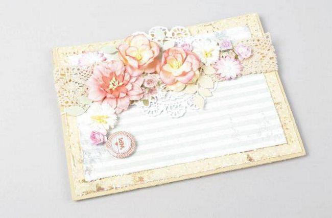 конверт для грошей на весілля своїми руками скрапбукінг