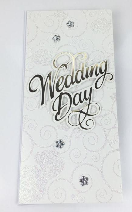 конверти для грошей на весілля своїми руками майстер клас