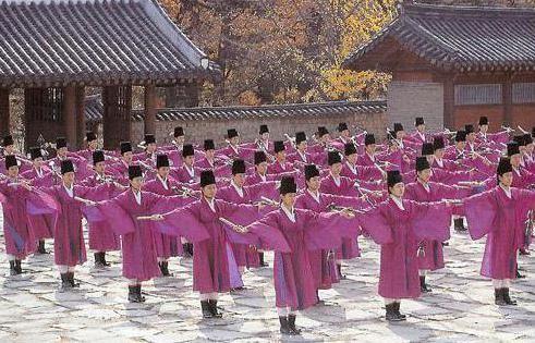 Фото - Корейський танок: особливості, види