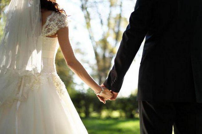Фото - Короткі побажання на весілля своїми словами. Молодятам від друзів