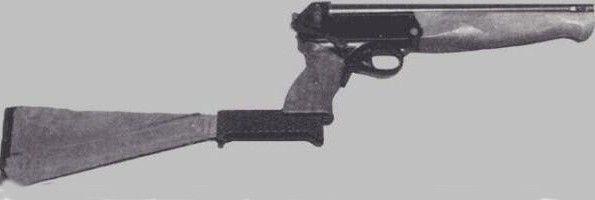 Фото - Космічний пістолет ТП-82 (фото). Аналог ТП-82 під назвою