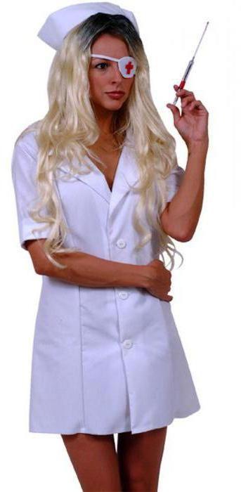 Фото - Костюм медсестри на Хелловін: робимо вдома за лічені години