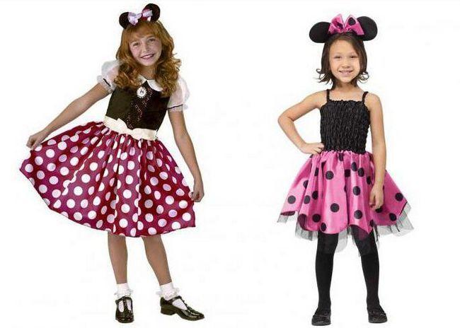 Фото - Костюм мишки для дівчинки своїми руками: викрійки, інструкції