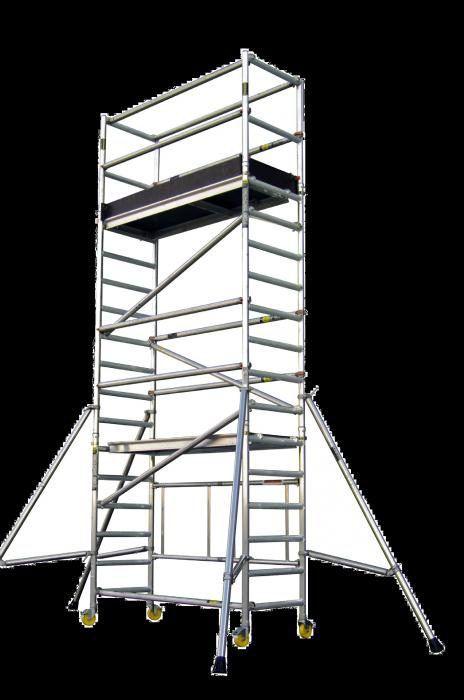 як зробити будівельні козли