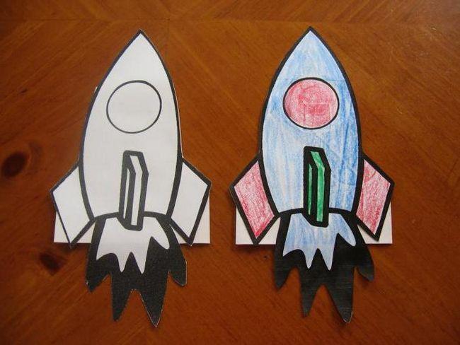 дитячі вироби до дня космонавтики своїми руками