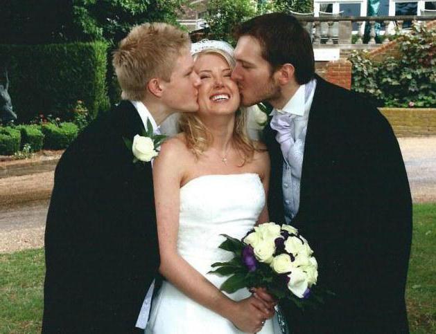 привітання на весілля сестрі від брата
