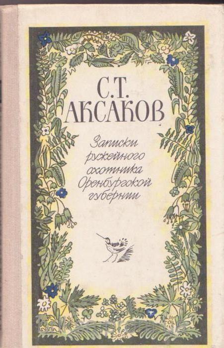 коротка біографія Аксакова