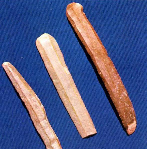 камінь граніт кремінь вапняк