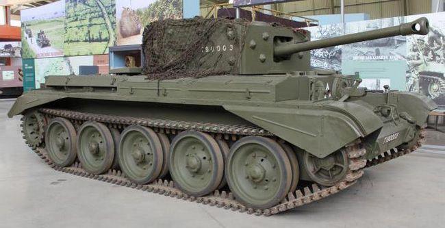 танк Кромвель відгуки