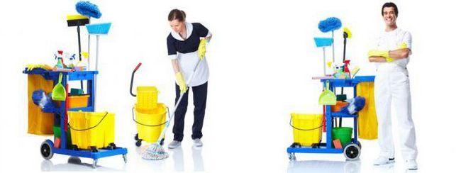 Фото - Найбільші компанії Москви з прибирання - гаранти чистоти в будинку і офісі