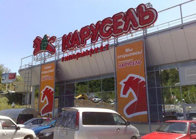 гіпермаркети москви