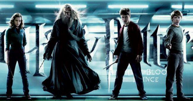 головні герої Гаррі Поттера