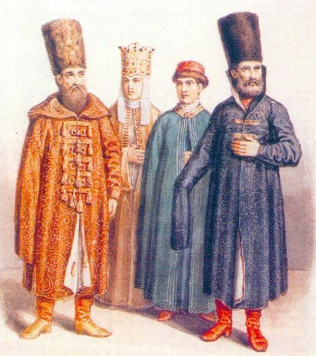 Фото - Хто такі дворяни і бояри?
