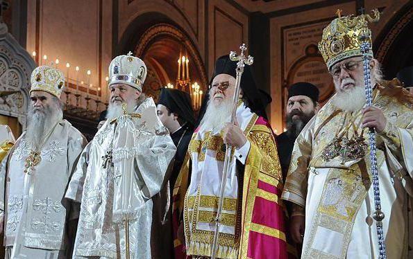 православні християни