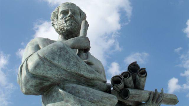 ідеї Арістотеля
