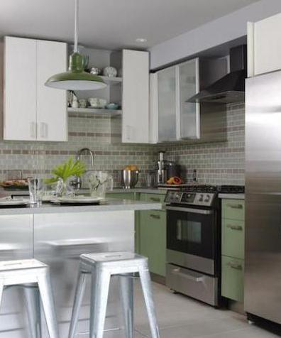 Фото - Кухонна плитка для фартуха - як вибрати?