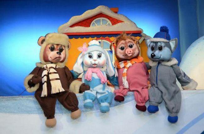 дитячий ляльковий театр волгоград