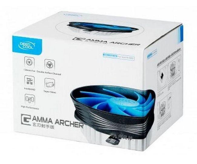 установка Deepcool Gamma Archer