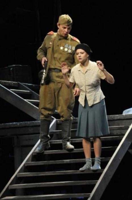 Фото - Курський драматичний театр: історія, репертуар, трупа
