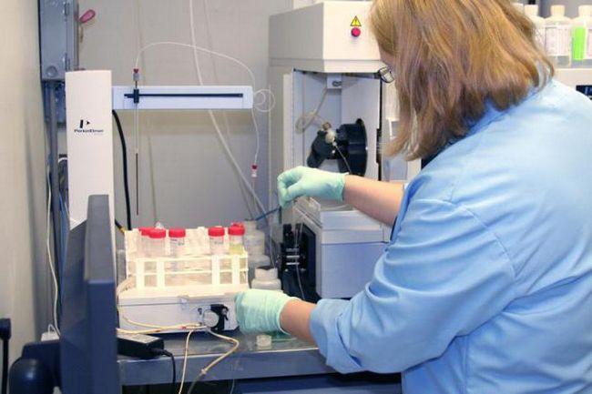 лаборант хімічного аналізу