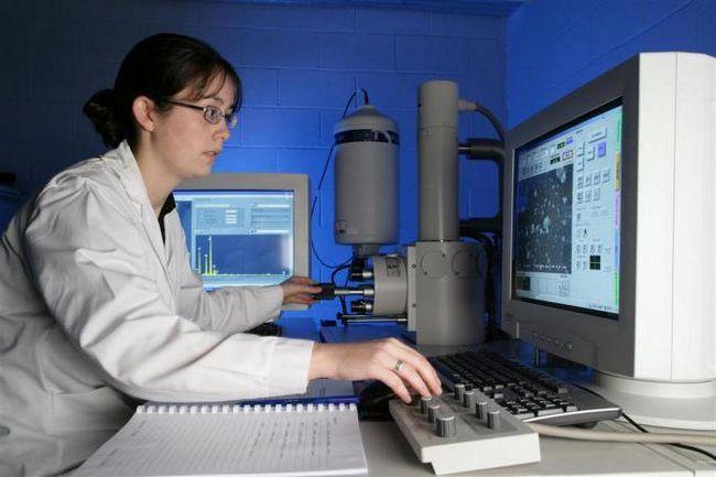 професія лаборант хімічного аналізу