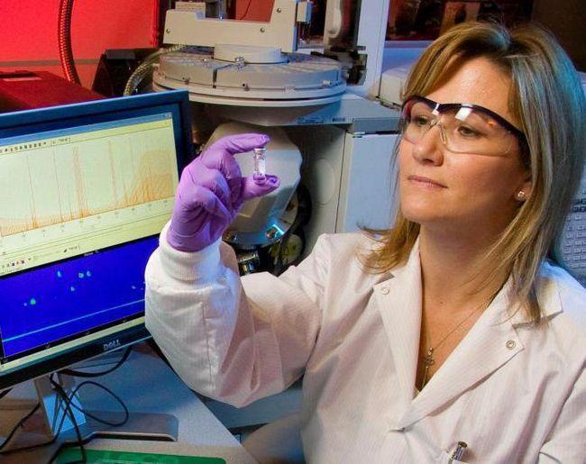 підвищення кваліфікації лаборантів хімічного аналізу