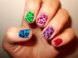 nail art нігтів