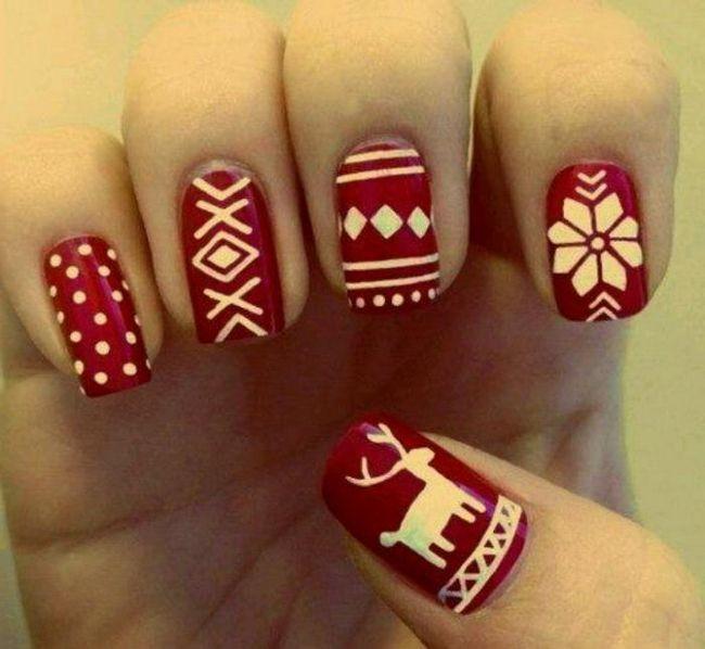 лак nail art