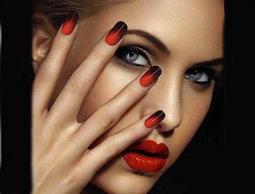 манікюр nail art