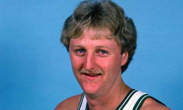 Фото - Ларрі Берд - легендарний баскетболіст
