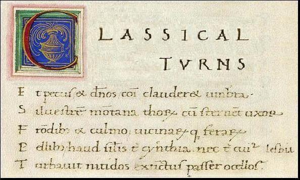 історія виникнення та розвитку латинської мови