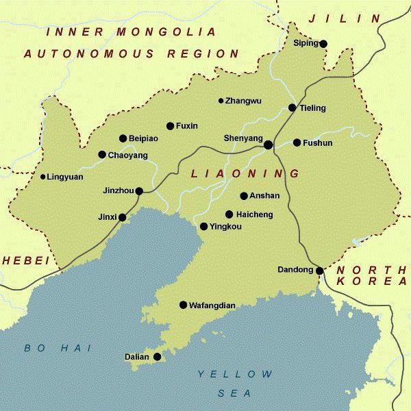 Фото - Ляодунський півострів в Китаї: опис, історія і традиції. Територія Ляодунський півострова