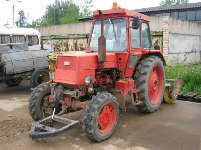 характеристики трактора ЛТЗ 55