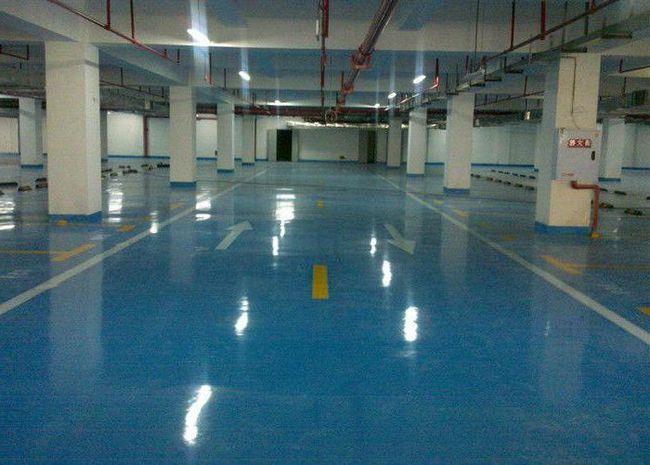 епоксидна фарба для бетону
