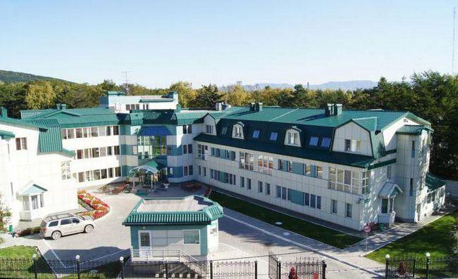 готель ювілейна южно сахалинск